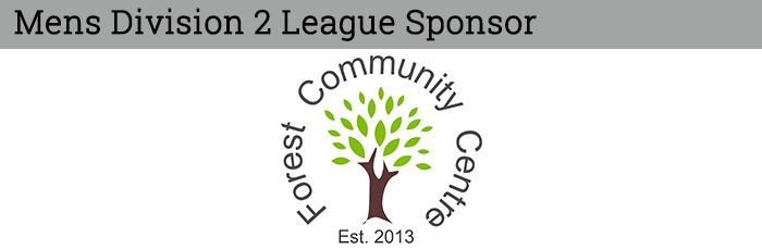 Forest Community Centre - Mens Division 2 Sponsor