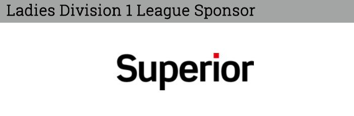Superior - Ladies Division 1 Sponsor